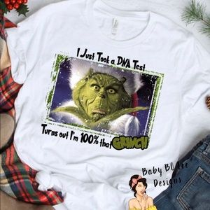 I just took a DNA test turns out I'm 100% Grinch